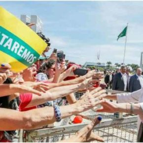 Mulheres exigem que STF anule o impeachment de DilmaRousseff
