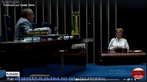 SENADOR PAIM DA LIÇÃO DE POLÍTICA A ANA AMÉLIA NO PLENÁRIO DO SENADO(Vídeo)