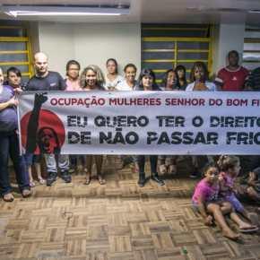 Comunidade ocupa prédio abandonado no Centro de Porto Alegre e lhe dá funçãosocial