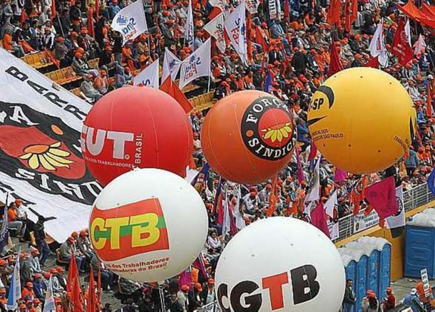 Centrais-sindicais