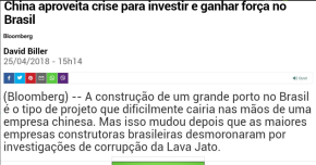 Lava Jato deixa empresas quebradas, milhões desempregados e abre caminho para dominação estrangeira noBrasil
