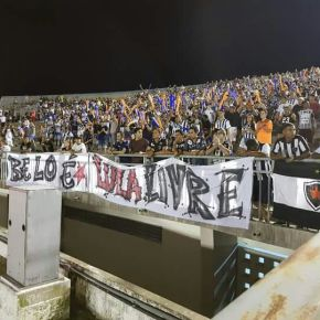No fim de semana de futebol, apoio a Lula em muitos estádios do Brasil#LulaLivre