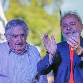 Se fizessem na Argentina o que fizeram com Lula no Brasil, seria um incêndio, reviravam Buenos Aires, dizMujica