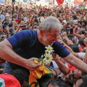 """Lula desnuda a """"justissa"""" brasileira diante dos olhos do Brasil e domundo"""