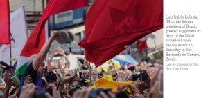 Como fizeram Lula, contra sua vontade, ser umrevolucionário