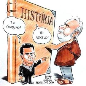 Lula, Moro, a história e a Construção do Congresso doPovo