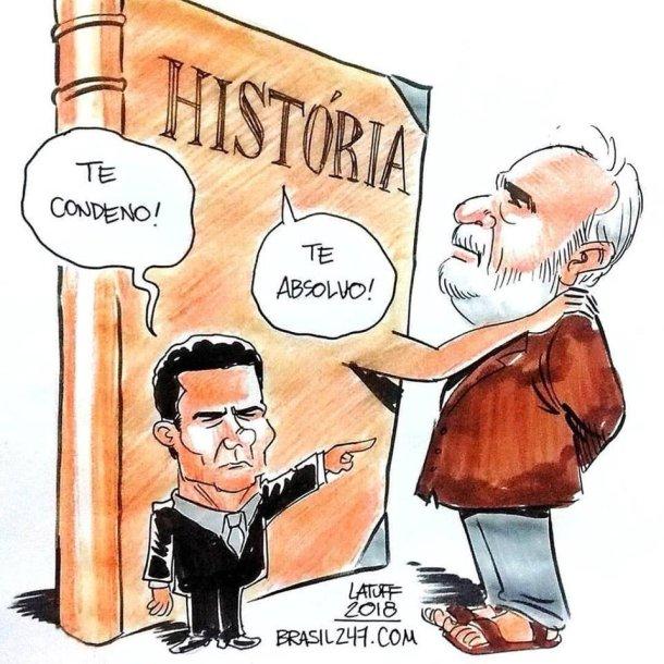 Moro e a História