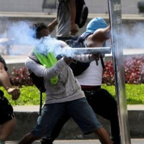 """Nicarágua sob ataque de uma """"revolução colorida"""" financiada pelo império e pelo capitalfinanceiro"""