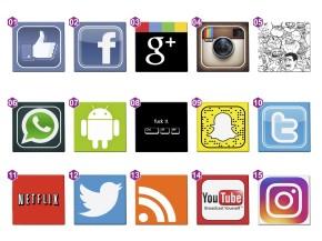 Exatamente quanta informação reuniu o Facebook e a Google sobre cada um denós?