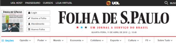 Ronaldo Folha