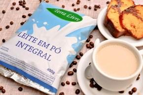 Produção de leite em pó é alternativa de renda para famíliasassentadas