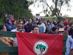 Cerca de 700 famílias do MST ocupam fazenda improdutiva em Valinhos — EducaçãoPolítica