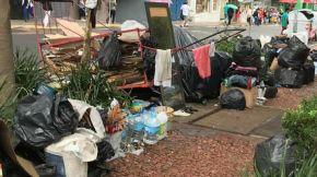 Osmar Terra, Marchezan e o aumento do número de moradores de rua em PortoAlegre