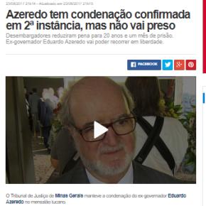 A ditadura da toga e da mídia: O Judiciário é dos ricos e cadeia é lugar depobre