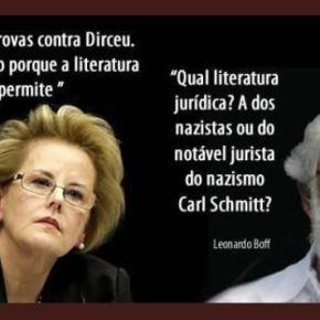 """Leonardo Boff sobre  a """"literatura jurídica"""" dos tempos estranhos quevivemos"""