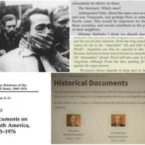 Documentos da CIA sobre ditadura brasileira estavam disponíveis há trêsanos