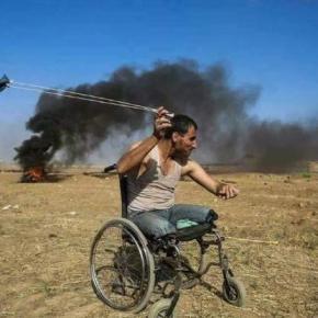 Assassinato de cadeirante amputado é símbolo do terror israelita emGaza