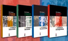 Livros de Elio Gaspari podem ser denunciados ao PROCON, dizjornalista