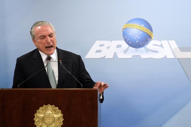 BRAZIL-CRISIS-TEMER