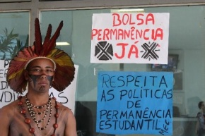 Estudantes indígenas e quilombolas se mobilizam em todo Brasil contra retrocessos no ensino superior —Desacato