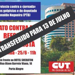 Vergonha: Patrões gaúchos fazem evento  para comemorar 27 milhões dedesempregados