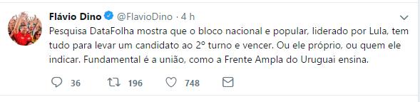 Flavio dino twitter