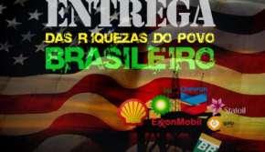 Em leilão hoje, Petrobras entrega pré-sal para petroleiras internacionais, denunciaFUP