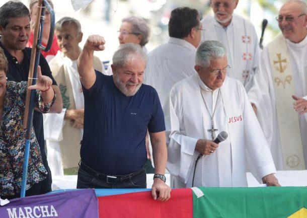 Lula fé