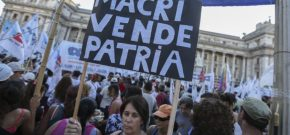 Na Argentina, Greve Nacional contra o FMI, Contra Macri e em Defesa da SoberaniaNacional