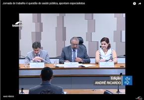 Paulo Paim: Jornada de trabalho também é questão de saúde pública(Vídeo)