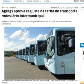 Não era mesmo só por 20 centavos…ônibus região metropolitana-POA aumentam19%