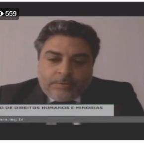 Tacla Duran ao Vivo em Depoimento a Câmara dosDeputados