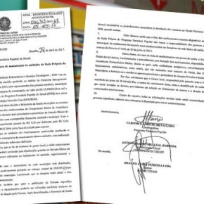 TEMER ENCERRA RECURSOS PARA PROGRAMA FARMÁCIAPOPULAR