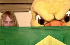 Por que o Brasil não podia sercampeão?