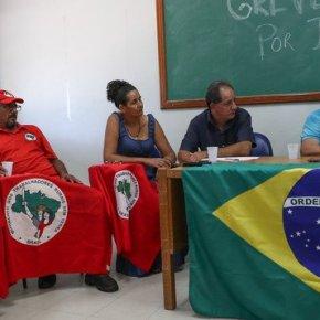 COMEÇA, DIANTE DO STF, A GREVE DE FOME PELA LIBERTAÇÃO DELULA