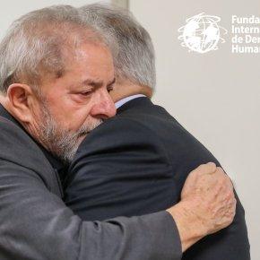 Fundação Internacional dos Direitos Humanos afirma que Lula é PrisioneiroPolítico