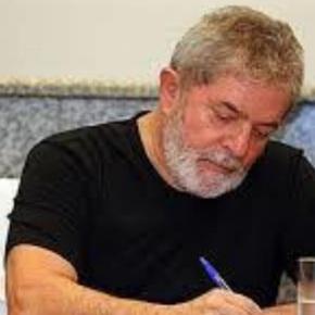 """""""Afaste de mim este cale-se"""": Leia o artigo do Presidente Lula naíntegra"""