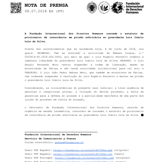 Lula Fundação
