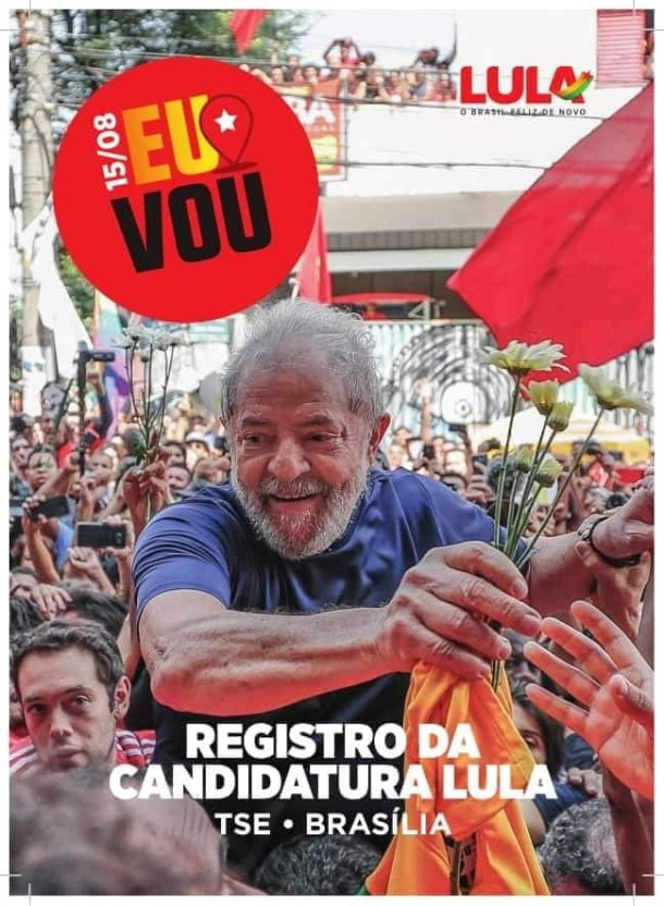 Lula registro