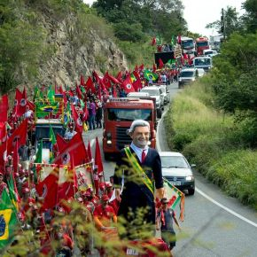Marcha por Lula livre chega a Recife e mostra que mobilização é ocaminho