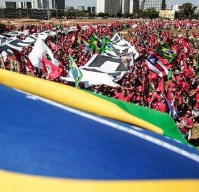 O maior registro de uma candidatura da históriabrasileira