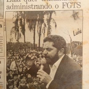 Lula é o símbolo e o PT é a história da Classe trabalhadora sendo escrita pormuitos