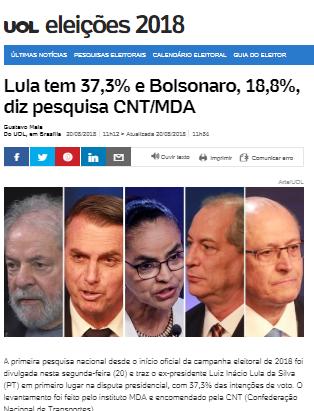 CNT MDA