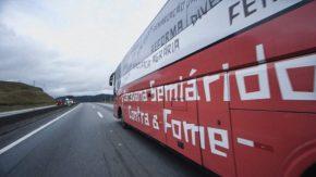 Boletim 168 – Caravana contra a fome terá reunião com aCNBB