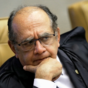 Gilmar Mendes afirma que para o mundo todo, Lula é presopolítico