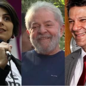 """Gleisi Hoffmann: """"Lula une campo progressista e mobiliza opaís"""""""