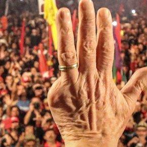 DATAFOLHA: COM 39% ,LULA É MAIS LIDERAINDA