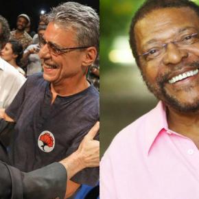 Chico Buarque e Martinho da Vila visitam Lula nesta quinta(2)