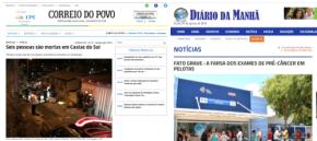 Segurança e Saúde no Rio Grande do Sartori e do EduardoLeite