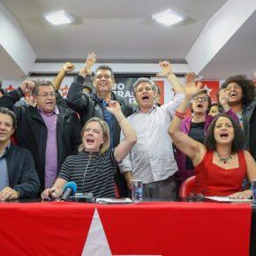Lula, Haddad e Manuela: PT e PCdoB confirmam chapa de esquerda para vencer quinta eleiçãoseguida